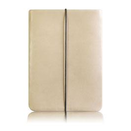 Notebook Hülle aus Leder SAND