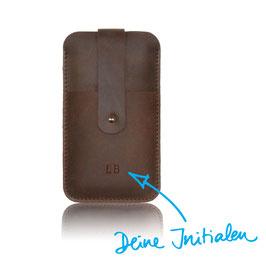 Phone Case N°247 mit deinen Initialen