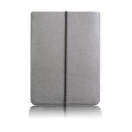 Tablet Hülle aus Leder GRAU