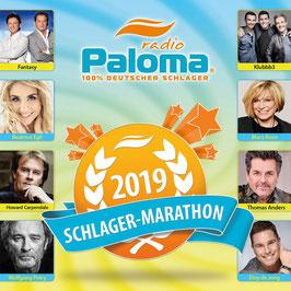 Schlager-Marathon CD 2019