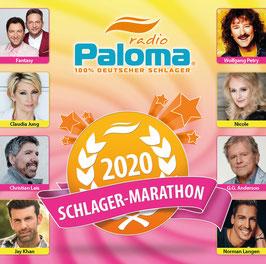 Schlager-Marathon CD 2020