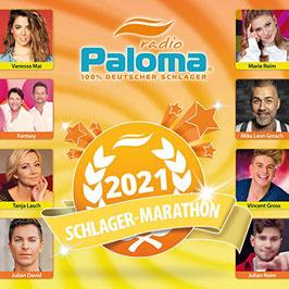 Schlager-Marathon CD 2021