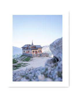 Rifugio Vajolet II Vajolet Hütte