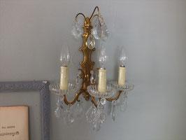 ティアドロップ型ウォールランプ3灯