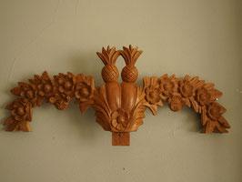 アンティーク木製装飾パーツ