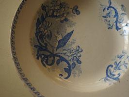 クレイユ&モントロー パピヨンスープ皿