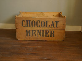 chocolat menier コンテナボックス(小)