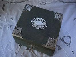 蒼い宝石箱