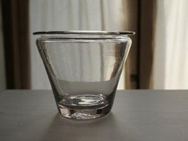 19世紀 ガラスジャムポット