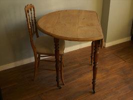 19世紀 バタフライテーブル