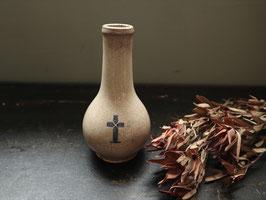十字架文様花瓶