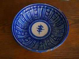 19世紀 タラベラ焼き 深皿