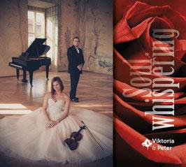 CD Viktoria & Peter - Soul whispering 2016