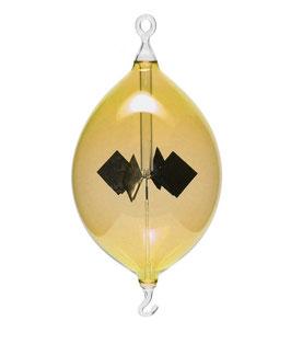 Lichtmühle | Radiometer Olive hängend bernstein
