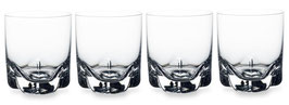 Whiskygläser 4er-Set Whiskybecher Whiskey Tumbler BAR TRIO