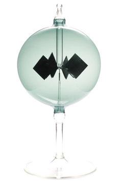 Lichtmühle | Radiometer stehend grün