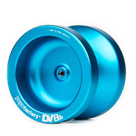 YOYO DV888 BLUE von Yoyofactory - High Performance Metal Yoyo
