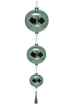 Lichtmühlen-Set 4-teilig grün