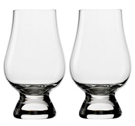 THE GLANCAIRN GLASS TWIN SET Whiskygläser