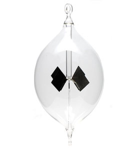 Lichtmühle | Radiometer Olive  hängend klar