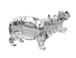 NILPFERD aus Glas • Glasnilpferd