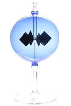 Lichtmühle | Radiometer stehend blau