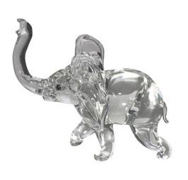 ELEFANT aus Glas • Glaselefant