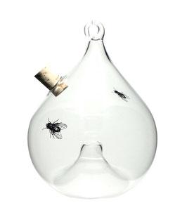 Fliegenfalle • Obstfliegenfalle hängend oval