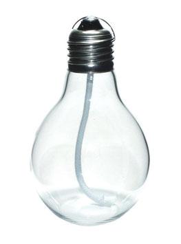 Öllampe EDISON • Ölkerze in Glühlampenform