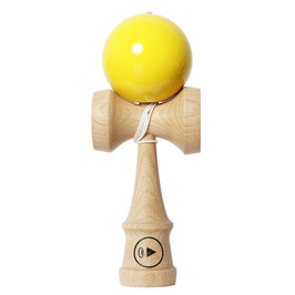 Kendama PLAY PRO 2 K gelb von Kendama Europe