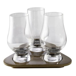 THE GLANCAIRN GLASS TASTING SET Whiskygläser