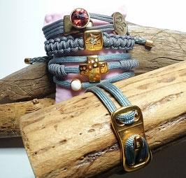 """""""Janosh"""" Trendy Surfkordel Armbänder"""