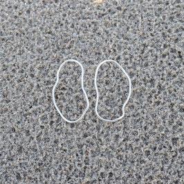 Treibsand Ohrringe - Küste