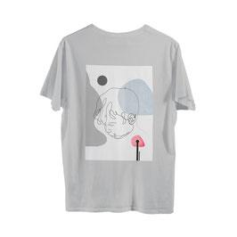 T-Shirt im Minimal Design