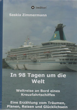 In 98 Tagen um die Welt (Hardcover)