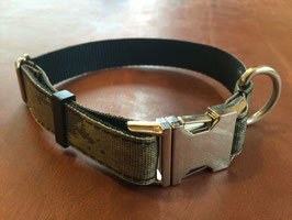 "Strong Nylon Collar ""Military"""