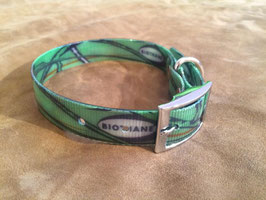 CAMOUFLAGE GREEN Biothane® Dog Collar