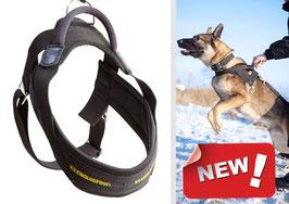 "SIZE M / NEW Nylon harness ""Master"", Adjustable"