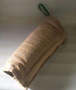 "Bite sleeve ""RING"" Hard / Jute"