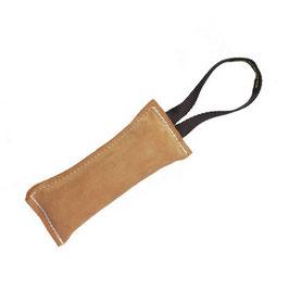 Leather tug 5 x 20 cm / Puupy tug