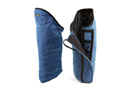 Leg protection cover N4 with Velcro / high