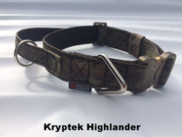 Strong Tactical Dog Collar with handle