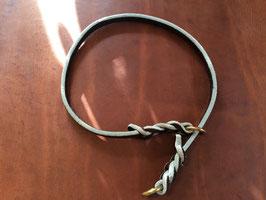 Soft Leather Choke Collar