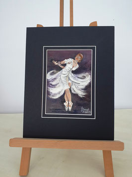 Ballett-Tänzerin