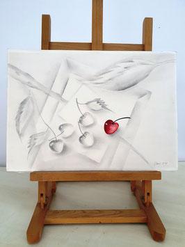 Die ersten Kirschen
