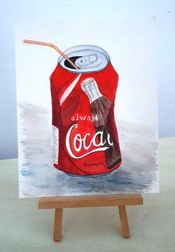 Coke-Dose