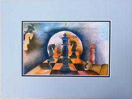 Der König im Schach