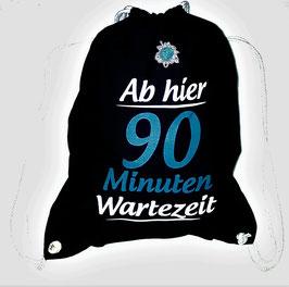 Parkbüddel Wartezeit (Deutsch)