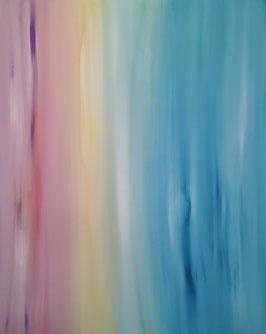 Catching Rainbows | 80 x 100 cm | 2020