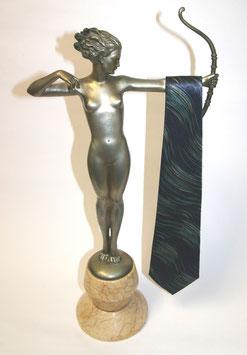 Luxus Second Hand Vintage Nina Ricci Krawatte